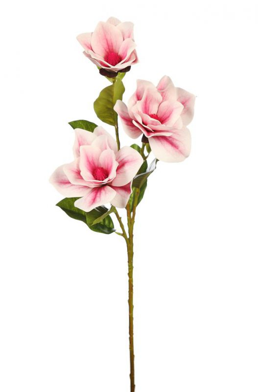 VARA DE MAGNOLIA ARTIFICIAL 95CM ALT COLOR ROSA