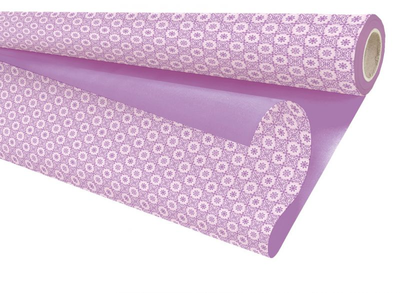 DUO MAT ceramic. Color: violeta