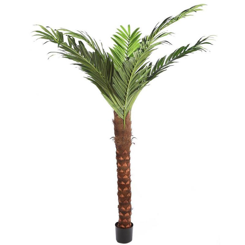 PALMERA ARTIFICIAL OIL X 8, ALT 264CM