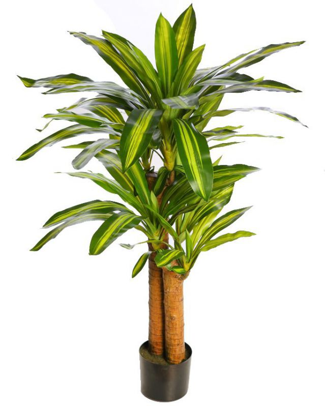 PLANTA DRACENA LEMON ARTIFICIAL 110CM