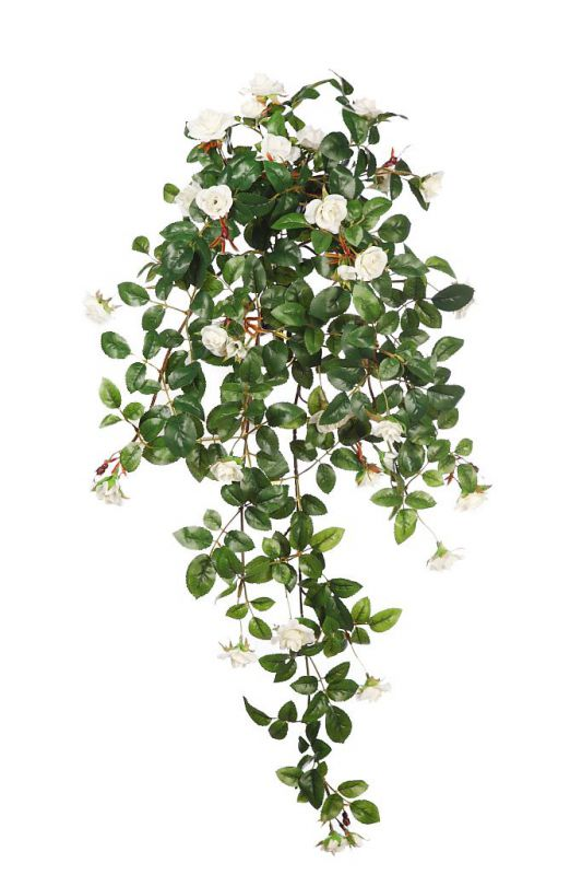 ROSAL MINI COLGANTE ARTIFICIAL 75CM