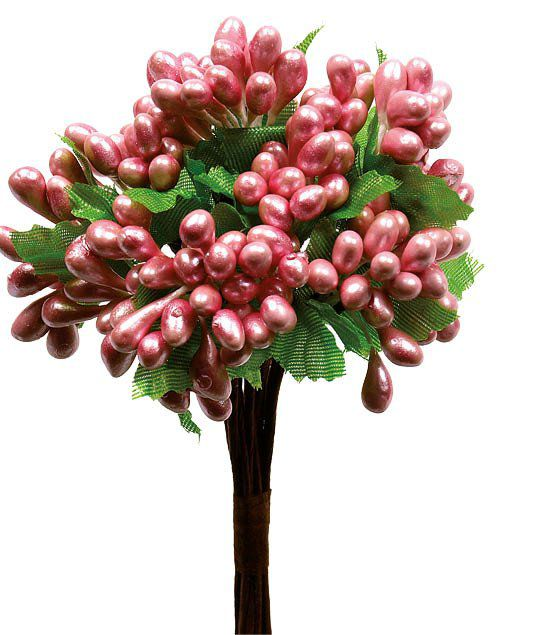 13CM TINY BERRY BUNCH12 1DOZ